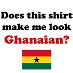 Does This Shirt Make Me Look Ghanaian?
