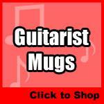 Guitarist Drinkware