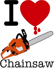 I Heart Chainsaw