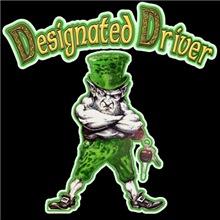 designated St patricks day driver