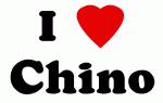 I Love Chino