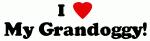 I Love My Grandoggy!