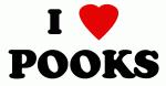 I Love POOKS