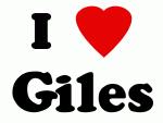 I Love Giles