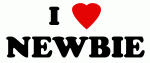I Love NEWBIE