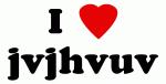I Love jvjhvuv