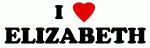 I Love ELIZABETH