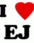 I Love EJ