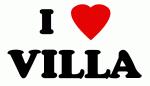 I Love VILLA