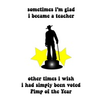 Pimping Teacher of the Year