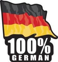 100% German