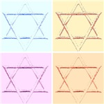 Pop Art Star of David