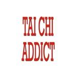TAI CHI ADDICT (RED)