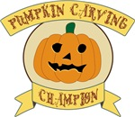 Pumpkin Carving Champion