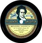 Beethoven Record Label