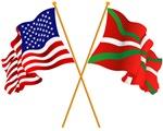 Crossed Flags