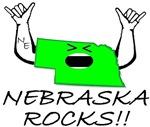 NEBRASKA ROCKS!!