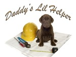 Lab Daddy's Lil Helper