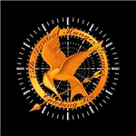 75th Hunger Games Catching Fire Clock