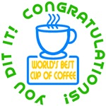 Elf - World's Best Cup of Coffee