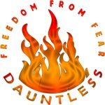 Divergent Freedom From Fear Dauntless