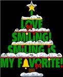 I LOVE SMILING ELF CLASSIC