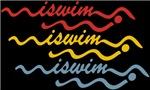 iswim water wave art