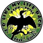 Life Back Black Gold BP