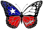 Hope Chile Butterfly