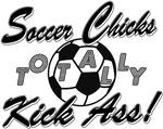Soccer Chicks Kick Ass!