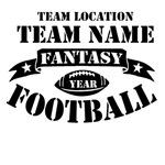 Personalized Fantasy Football Team