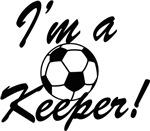 I'm a Keeper Blk