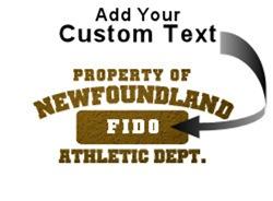 Personalized Property of Newfoundland