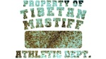Property of Tibetan Mastiff