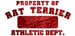 Property of Rat Terrier Athletic Department