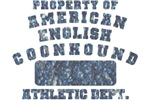 Property of American English Coonhound