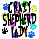 Crazy Shepherd Lady