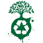 Tree Recycle Planet