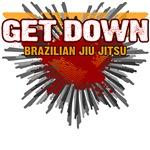 Get Down BJJ teeshirts