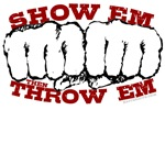 Show Em Then Throw Em Mixed Martial Arts t-shirts
