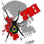 Spider Silva MMA fan teeshirts