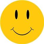 Happy Orange Face