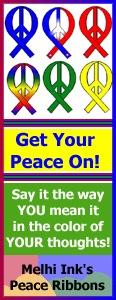Peace Ribbon