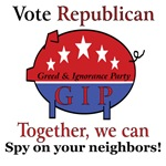 G.I.P. - Domestic Surveillance