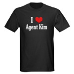 I ♥ Agent Kim