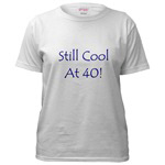 Still Cool At 40!