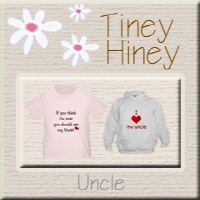 I love my Uncle T-shirts & baby clothes and gifts