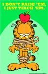 Teach 'em Garfield