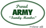 Proud Army Oval
