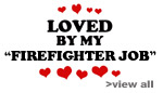 Loved By My Firefighter (Job)